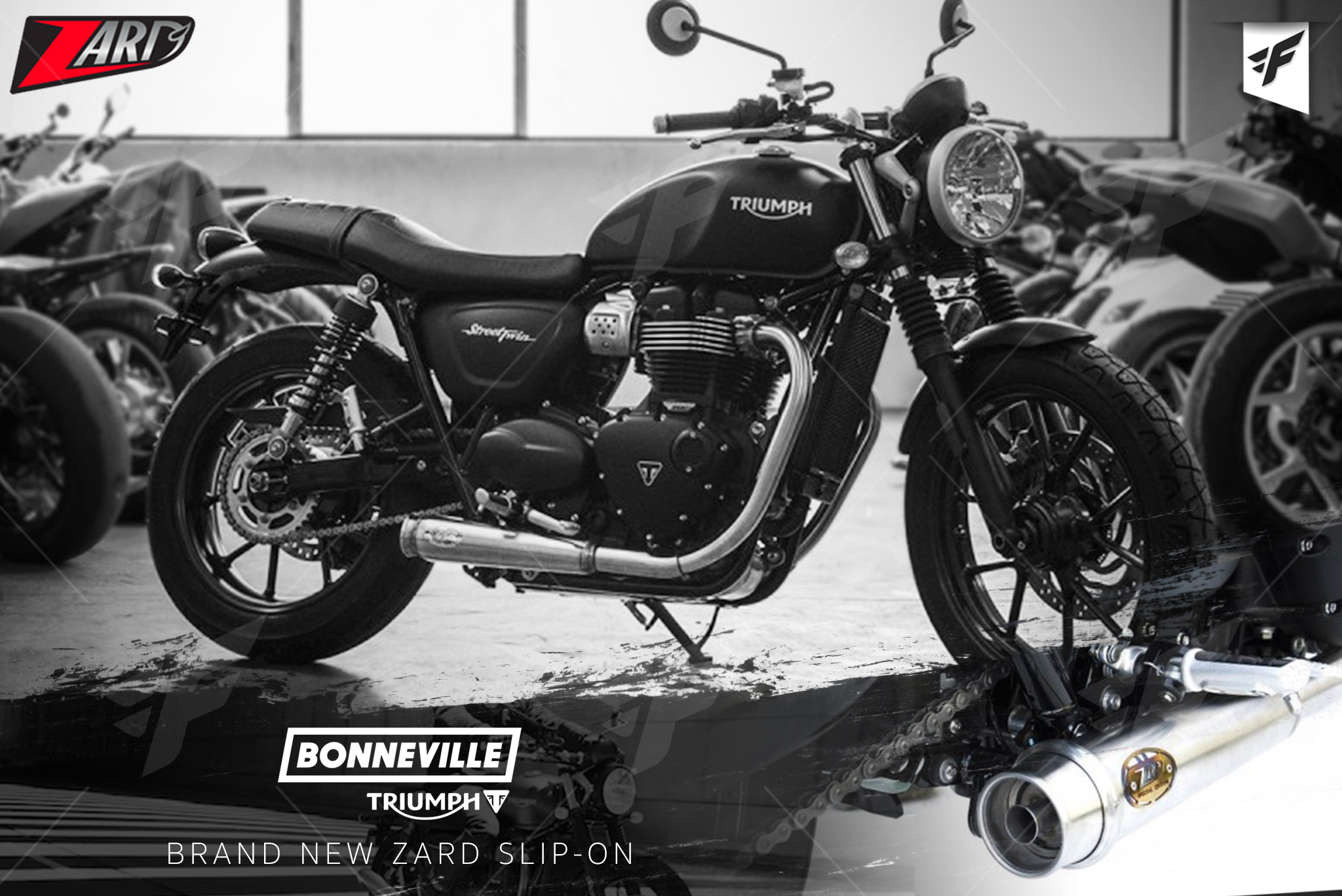 Hepco/&Becker Lamp Guard for Triumph Street Twin from Year of Manufacture Black 2016